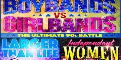Boy Band vs. Girl Power