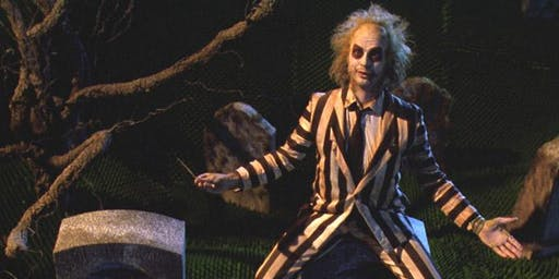 Afternoon Movie: Beetlejuice