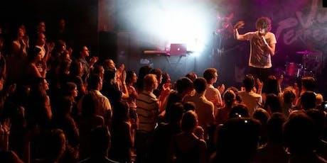 MIC CHECK TUESDAYS | 8PM-10PM @ VEU LOUNGE  tickets