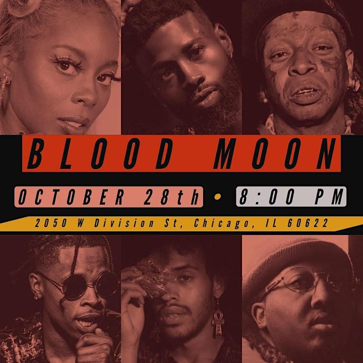 Blood Moon: A Pre-Halloween Bash image
