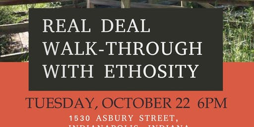 Real Deal Walk-through with Ethosity