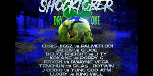 SHOCKTOBER 6 (DAY 1)