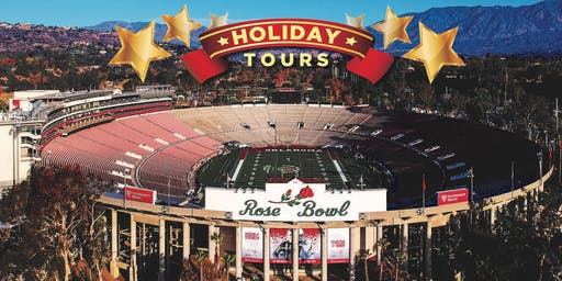 Rose Bowl Stadium Holiday Tours - January 2nd, 10:30AM & 12:30PM