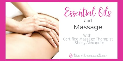 Essential Oils and Massage