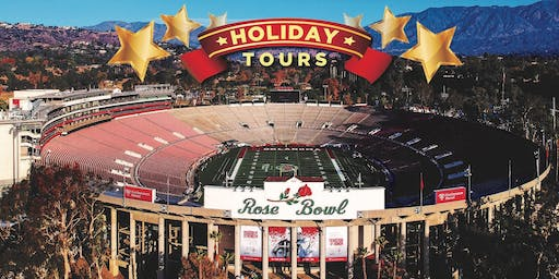 Rose Bowl Stadium Holiday Tours - January 3rd, 10:30AM & 12:30PM