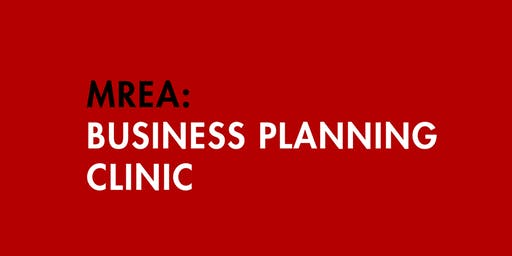 Business Planning Clinic with Kent Temple
