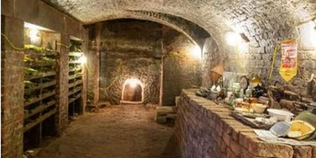 HALLOWEEN SPECIAL GHOST HUNT WILLIAMSONS TUNNELS LIVERPOOL SAT 26TH OCT tickets