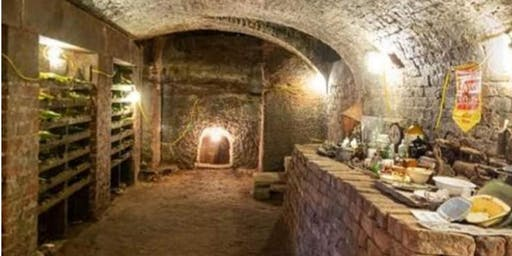 HALLOWEEN SPECIAL GHOST HUNT WILLIAMSONS TUNNELS LIVERPOOL SAT 26TH OCT