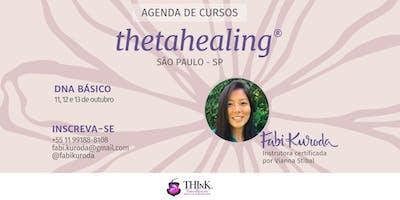 Curso DNA Básico de ThetaHealing com Fabi Kuroda