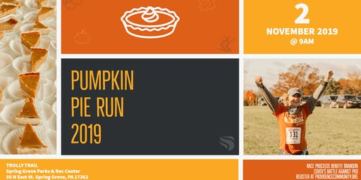The Pumpkin Pie Run 5K 2019