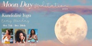Moonday Meditation