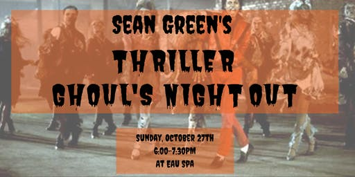 Sean Green's Ghoul's Night Out Dance Party