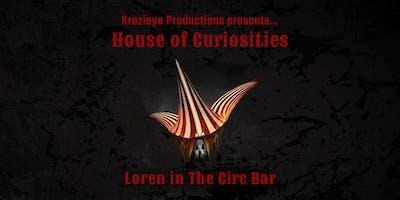 Circ Halloween 2019 - House of Curiosities