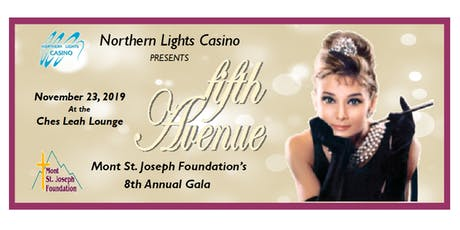"""Fifth Avenue"" MSJ's 8th Annual Gala tickets"