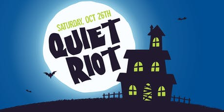 2nd Annual Quiet Riot Halloween Dance tickets
