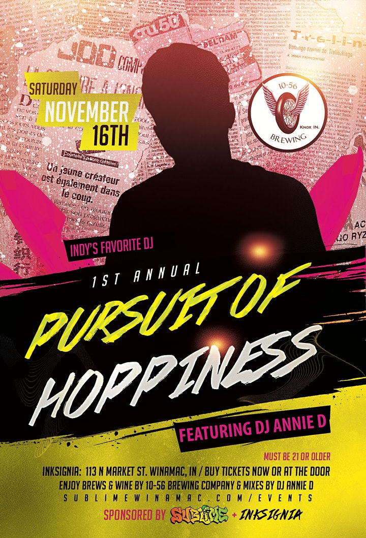 1st Annual Pursuit of Hoppiness image