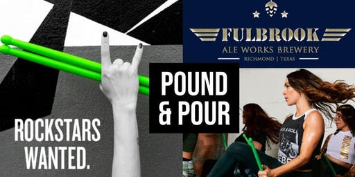 Pound® & Pour at Fulbrook Ale Works