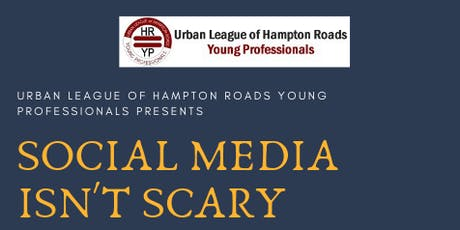 Social Media Isn't Scary - LinkedIn Workshop tickets