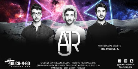 Embry-Riddle Homecoming Concert 2019 ft. AJR tickets