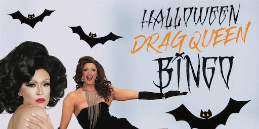 Halloween Drag Queen Bingo Night