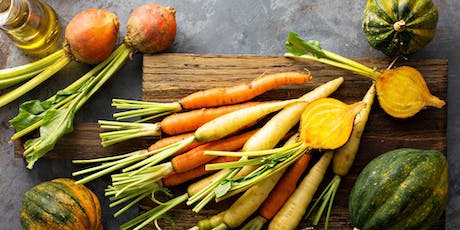 Falling for Food: Root Vegetables and Squash tickets