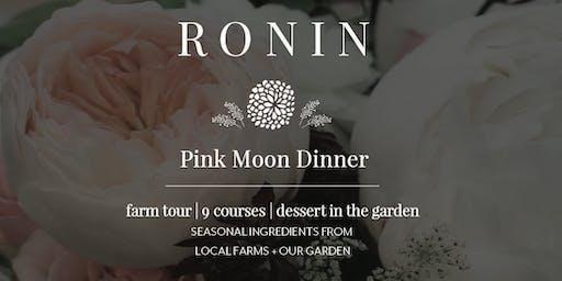 Pink Moon Dinner