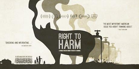 Right to Harm | Kirksville, MO Screening tickets