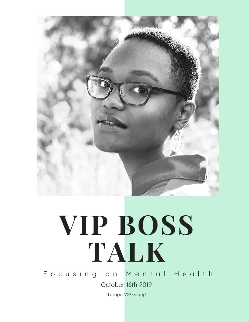 Tampa VIP Boss Talk