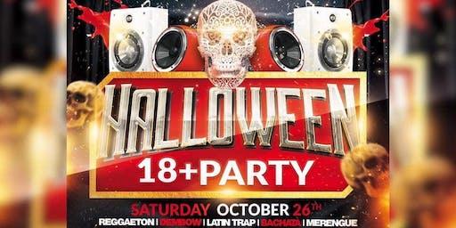Reggaeton Halloween Party 18+