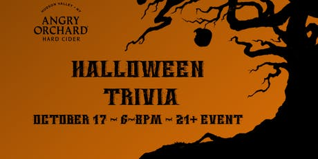 Angry Orchard's Trivia Night tickets