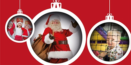 Kids Annual Christmas Party - Soft Play Meet Santa & Load More tickets