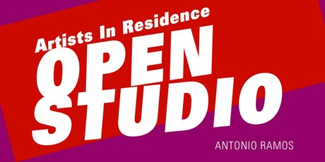 BAX AIR Open Studio – Antonio Ramos tickets