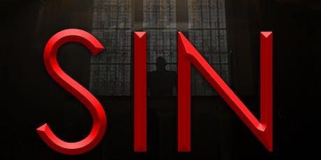 Sin - A Hot Boy Halloween Party tickets