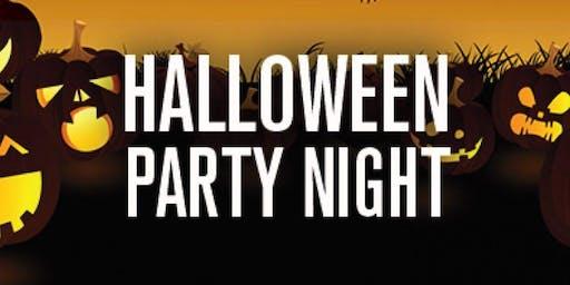 Black Box Halloween Party Show