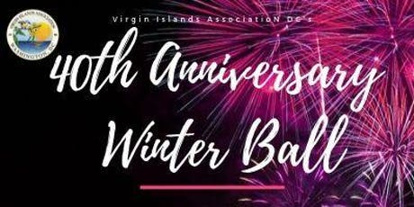 Virgin Islands Association, Inc.   40th Anniversary Winter Ball 2020 tickets