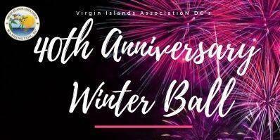 Virgin Islands Association, Inc.   40th Anniversary Winter Ball 2020