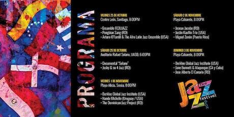 23rd Dominican Republic Jazz Festival entradas