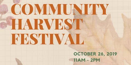 Community Harvest Festival