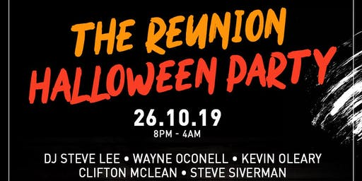 The Reunion Halloween Party