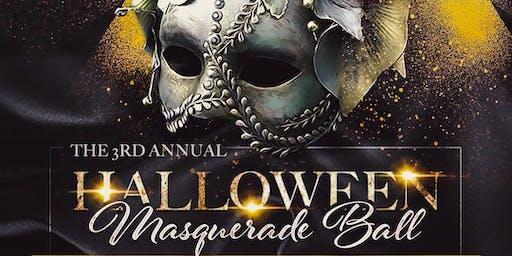 Third Annual Masquerade Ball