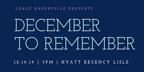 December to Remember tickets