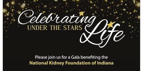 2019 Celebrating Life Under the Stars Gala tickets