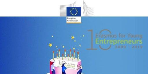 EU-Funding for entrepreneurs / Erasmus for Young Entrepreneurs