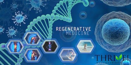 Regenerative Medicine: Hope vs Hype? tickets