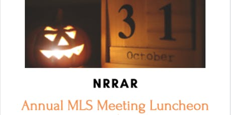 2019 MLS Annual Meeting tickets