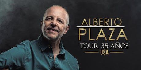 Alberto Plaza en Concierto - Orlando entradas