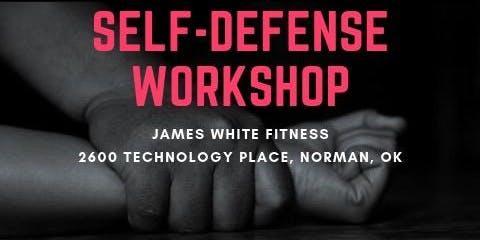 Women's Self-Defense Workshop at James White Fitness
