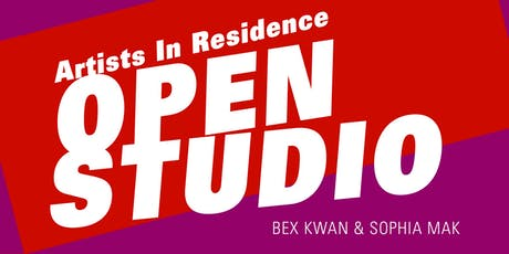 BAX AIR Open Studio – Bex Kwan & Sophia Mak tickets