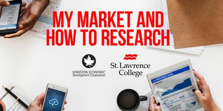My Market and How to Research tickets