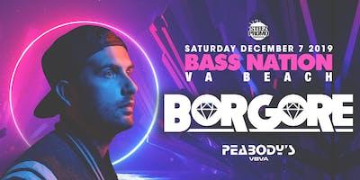 Bass Nation presents: Borgore